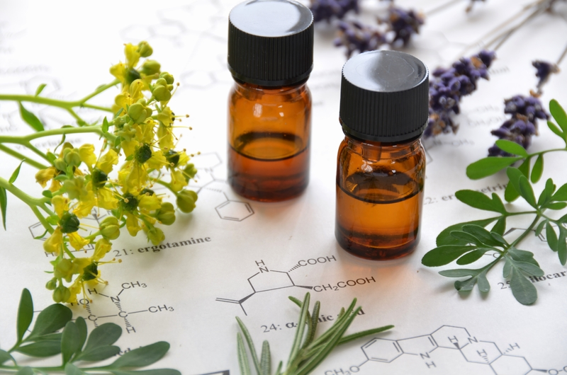 selling essential oils